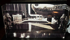 """STAR WARS DIORAMA BACKGROUND IMAGE DISPLAY BLACK SERIES 6"""" IMPERIAL SQUADRON"""