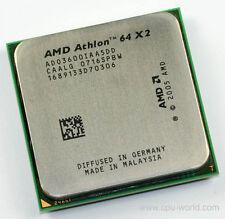 AMD ATHLON 64 X2 3600+ - ADO3600IAA5DD - 2x 1.9 Ghz - SOCKEL AM2 - DUAL CORE CPU