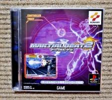 MARTIAL BEAT 2 Complet Spin card - Playstation Ps1 Playstation - Japan NTSJ