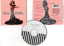 "BETTE MIDLER ""Bathhouse Betty"" (CD) 1998"