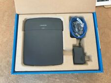 Linksys N300 Wireless N Router 300 Mbps 4-Port 10/100 (E1200)