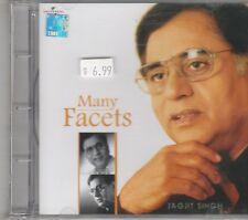 Many Facets By jagjit Singh  [Cd]