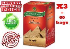 Buy 3 Get 2 Bioprograma - 20 Bags Hibiscus Tea Natural Product