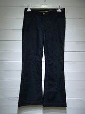 Fat Face Wide Leg Jeans ~ Size 12R ~ Denim Blue ~ Casual Everyday ~ 2006