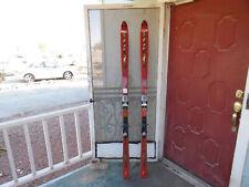 Kastle Clessidra Made in Austrilia Ski's W/ Marker Bindings 171-180!