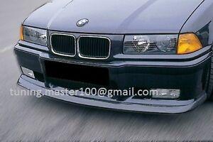 BMW E36 M3 - FRONT LIP / SPOILER / SKIRT / SPLITTER GTR / AC look  ++ NEW ++