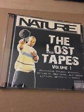 RARE Nature The Lost Tapes Queensbridge NYC Hip Hop Mixtape Mix CD