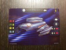 Star Wars X-Wing Feethan Ottraw Autopilot NA Championship Promo Card GenCon 2019