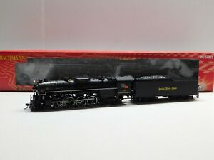 HO Scale - Bachmann Nickel Plate Road 2-8-4 Berkshire Steam Locomotive DCC SOUND