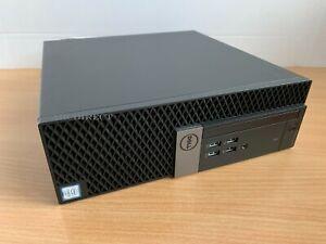 Dell Optiplex 5040 SFF i3 i5 i7 8GB RAM 500GB HDD Desktop PC Computer Win 10 Pro