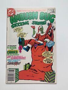 Ambush Bug: Stocking Stuffer #1 (DC Comics, 1985) FN/VF