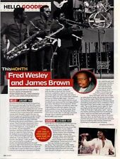 Hello, Goodbye Fred Wesley & James Brown Mag Cutting