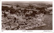 Fowey. Aerial View # 6284 by Aero Pictorial.