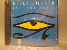 Tell the Truth by Billy Squier (CD, Capitol/EMI Records) Brand New