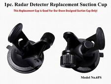 Super Grip Replacement Suction Cup Mount For The Radar Detectors ( NO LATCH )