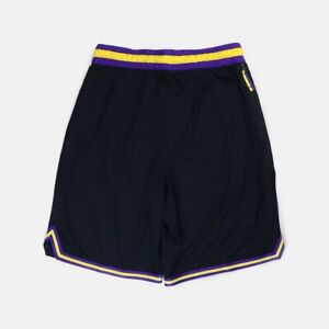 Nike NBA Los Angeles Lakers DNA Basketball Shorts Black AV1048-010 Size M
