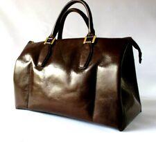 Borse in Pelle Vintage  Brown Genuine Leather Handbag