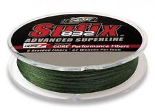 Sufix 832 Advanced Superline Lo Vis Green 300yd 40lb Test Fishing Line 660-140G