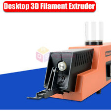 Speed Adjustable 3d Desktop Filament Extruder Machine 3D Filament Maker