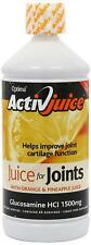 Optima Activjuice for Joint With Orange & Pineapple Juice Glucosamine 1L