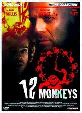 12 Monkeys DVD (Remastered) - Bruce Willis - Zustand sehr gut
