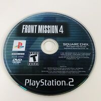 Front Mission 4 (PlayStation 2 PS2) - DISC ONLY - A4062