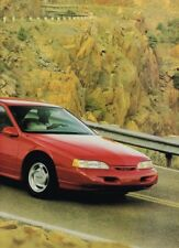 1994 Ford THUNDERBIRD Brochure / Catalog / Flyer: LX, Super Coupe, SuperCharged