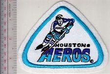World Hockey Association WHA Houston Aeros Pro Ice Hockey Team 1972 to 1978