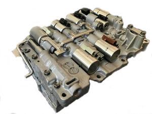 Rebuilt TF-81SC AF21B Valve Body W / Solenoids 05up Lincoln MKX / MKZ / Zephyr