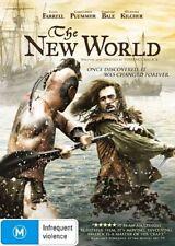The New World (DVD, 2006) Region 4 (VG Condition)