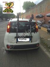 PORTABICI POSTERIORE 3 BICI PANDA 2012 X 3 BICI UOMO DONNA AFS ROMA