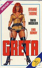GRETA - Ilsa The Wicked Warden - Hardbox -