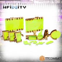 TTCombat BNIB Neon Signs TTSCW-SFU-061