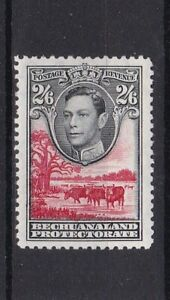 BECHUANALAND 1938 KGVI 2/6d DEFINITIVE LIGHTLY HINGED MINT