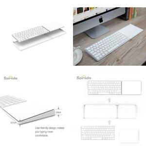 Bestand Stand For Magic Trackpad 2(Mj2R2Ll/A) And Apple Latest Magic Keyboard(Ml