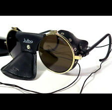 Vintage JULBO MYTHIC ALTITUDE ARC France Sun Glasses Glacier Ski Mountaineering