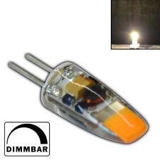 G4 COB LED 1,5 Watt 12V AC/DC warmweiß A++ Leuchtmittel Lampe Birne dimmbar