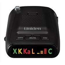 Uniden DFR1 Long Range Laser and Radar Detection, 360° Protection, City and High