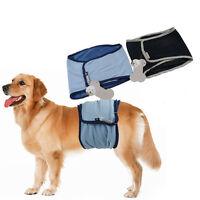 Für Hunde Rüdenwindel Rüdenband Wrap Plus Rüdenbinde Schutzhose Rüden  XS-XL v