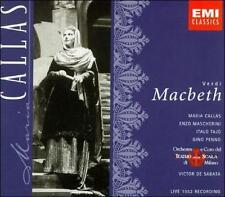 Verdi: Macbeth (complete opera live 1952) with Maria Callas, Enzo Mascherini, V