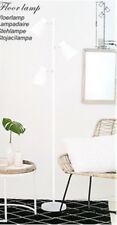 blanc LAMPADAIRE  PIEDS LAMPE DESIGN INDUSTRIEL SPOT ORIENTABLE DESIGN DECO  694