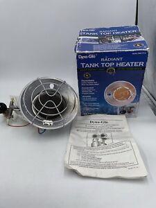 Dyna-Glo Portable Heater Single Burner Radiant Tank Top Propane