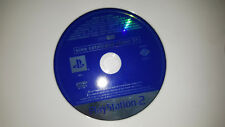 * Sony Playstation 2 DEMO Game * SCEE CATALOGUE VIDEO 3+ * PS2 * Do DEMO DISC