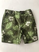GYMBOREE JUNGLE EXPLORER CAMOUFLAGE FROGS SWIM TRUNKS 3 6 12 18 24 2 3 4 5 NWT