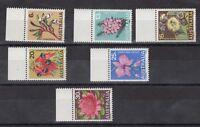 Australia 1968 State Flowers Set Margins Mint MNH X9258