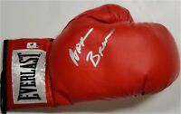 Adrien Broner Hand Signed Autographed Boxing Glove Red Everlast GA GV728382