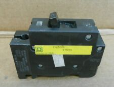 1 New Square D Eh Eh4 Eh14015 Circuit Breaker 15 Amp 15A 1 Pole 277V