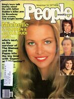 Michelle Phillips People Magazine November 14, 1977 Issue