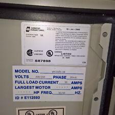 Liebert VM12000-08 3 Phase 95A External Rotary Maintenance Bypass MAKE OFFER!