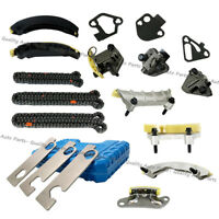 Timing Chain Kit For Commodore Captiva Rodeo Colorado Statesman W CAMSHAFT TOOL